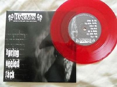 "Spring Heeled Jack 7"" red vinyl EP main photo"