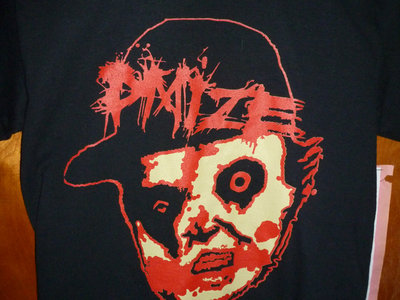 LIMITED EDITION - DMIZE - ZOMBIE FACE T-SHIRT main photo