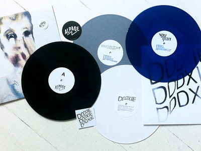 ALPAGE  SPECIAL VINYLS BUNDLE !!! main photo