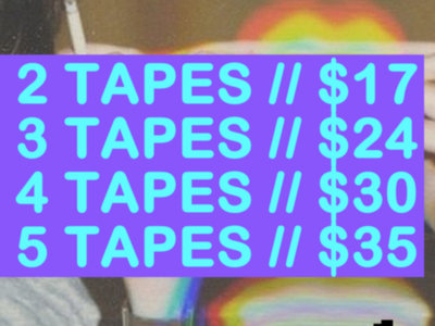 ▵ TAPE BUNDLES ▵ main photo