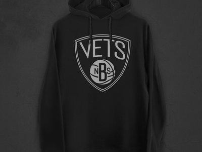 Vets Hoodie [Black] main photo