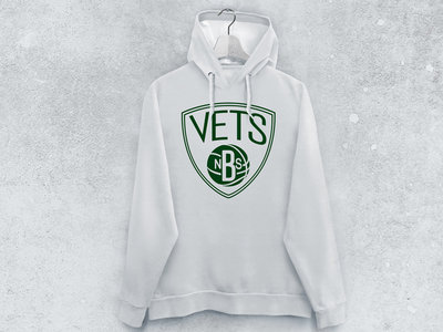 Vets Hoodie [White] main photo