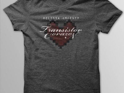 Transistor Corazón T-Shirt [OUT OF STOCK] main photo