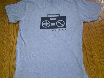 Stereo Off T-Shirt main photo