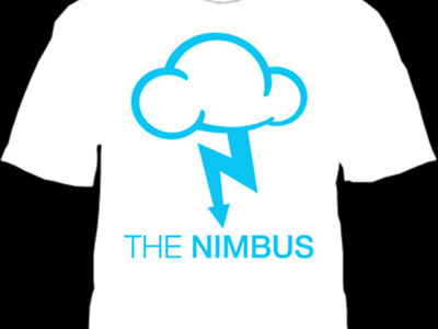 The Nimbus Logo Shirt (White Version) main photo