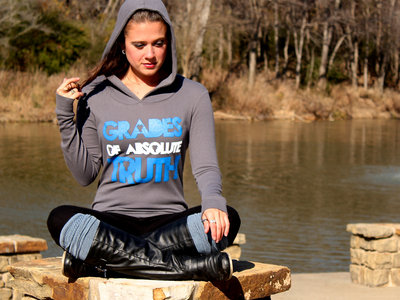 Grades Of Absolute Truth Thermal Hoodie (Women's) main photo