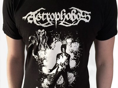 Astrophobos - Soul Disruptor t-shirt main photo