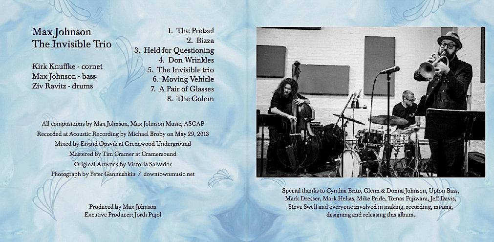 The Invisible Trio | Max Johnson