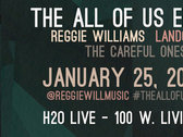 "Ticket to ""The All Of Us EP Release Show"" // January 25, 2014 photo"