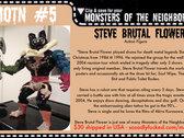 SSF Music Club - Monsters of the Neighborhood ACTION FIGURE #5 photo