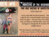 SSF Music Club - Monsters of the Neighborhood ACTION FIGURE #6 photo