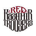 Red Kashmir Trousers image