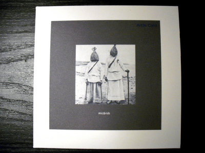 """AMOK053 - mic&rob - """"Archi Cons (suite)"""" CD main photo"""