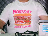 "WORKOUT ""DELI"" SANDO TEE photo"
