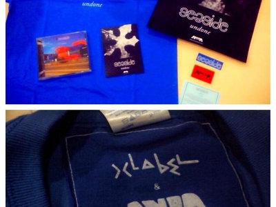 Seaside - Undone T-Shirt, Gildan Ultra Cotton main photo