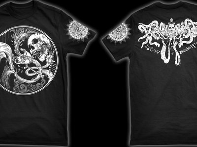 WORMLUST - Vision Sigil t-shirt big sizes main photo
