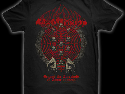 ISRATHOUM - Beyond the Threshold of Consciousness t-shirt main photo