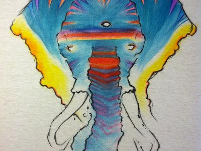 PCK Elephant T-shirt main photo