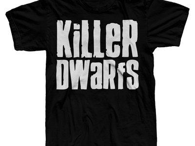 Killer Dwarfs Black TShirt Start @ One main photo