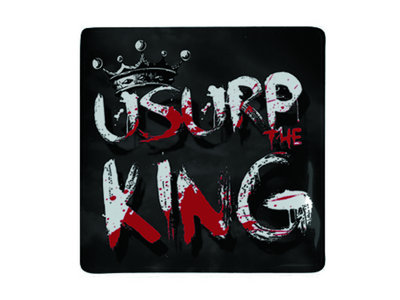 Usurp The King STICKERS main photo