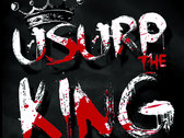 Usurp The King STICKERS photo