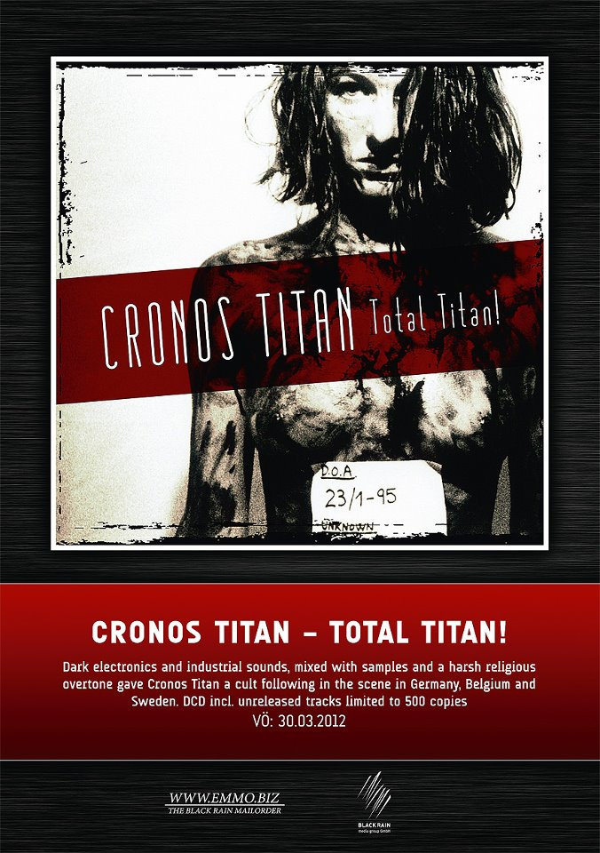 Knights Of God Remastered Cronos Titan