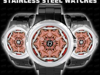 AJ Jordan TechNoddo Remix Stainless Steel Watch main photo