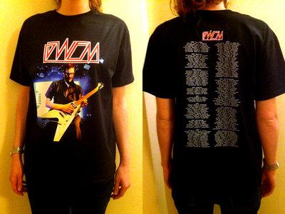 gwEm heavy metal t-shirt main photo