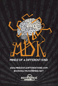 Mindz Of A Different Kind (MDK) image