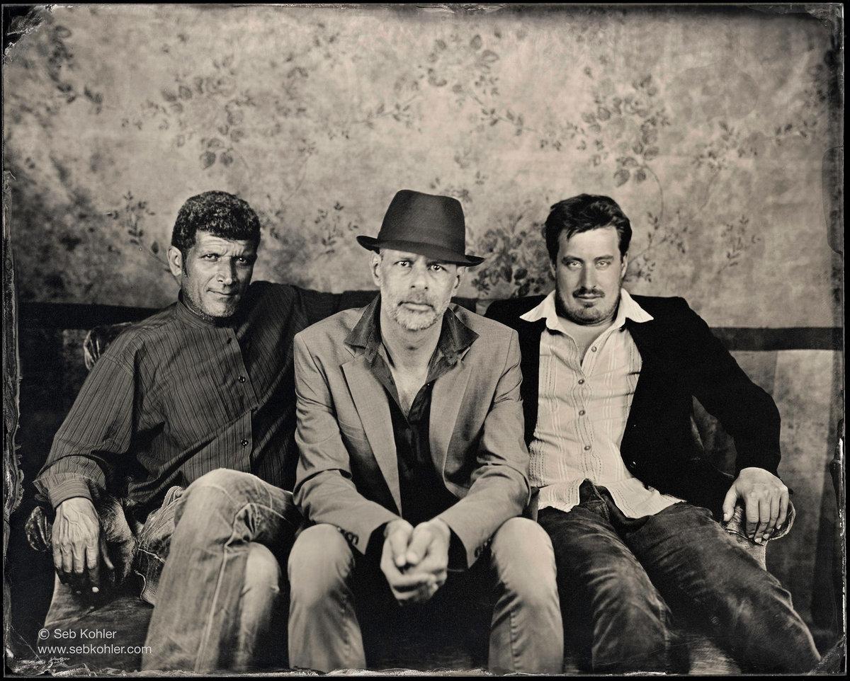 Samuel Hall Band image