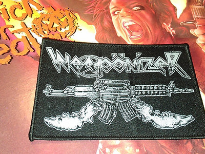 Weapönizer Patch II Includes Full Album Download main photo