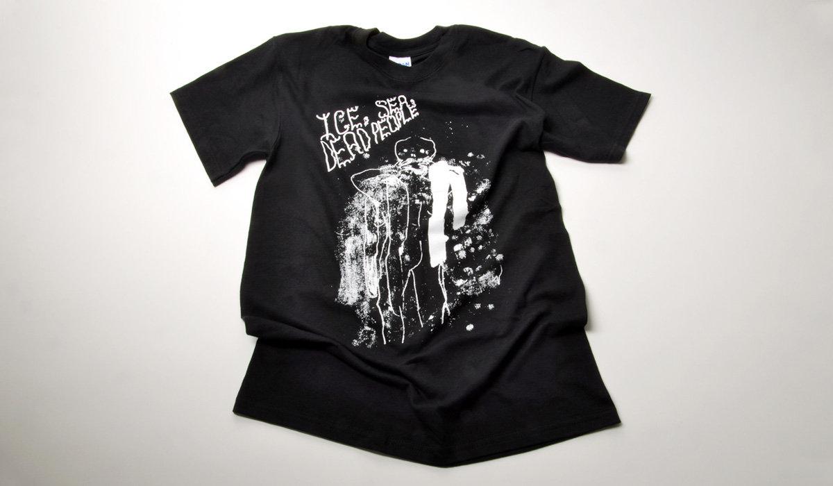 Figure' T-Shirt | Ice, Sea, Dead People