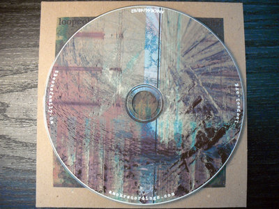 "AMOK46/48/62 - loopool & the One (family) - ""Allpass"" CD main photo"
