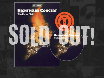 THE EERIER CHILD - Nightmare Concert (CD) main photo