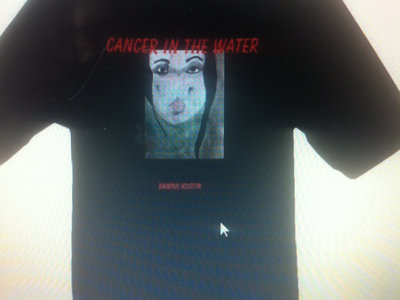 Cancer In The Water T-Shirt main photo
