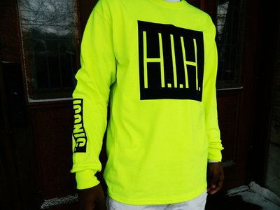 H.I.H. Long Sleeve main photo