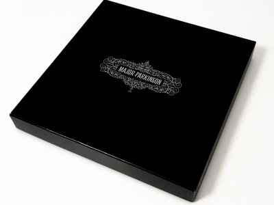 Major Parkinson Box Set (VINYL - 3LP, incl.Twilight Cinema CD) main photo