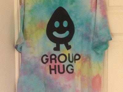 GROUP HUG x DYE TRYING main photo