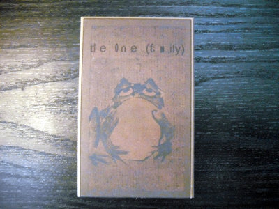 """AMOK060 - the One (family) - """"the One (family)"""" CASSETTE main photo"""