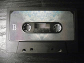 "AMOK063 - justin scott gray - ""Adult Music"" CASSETTE photo"
