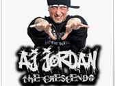 AJ Jordan The Crescendo Small Stickers (Pack Of 20) photo