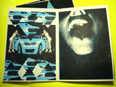 silk-screened booklet and poster photo