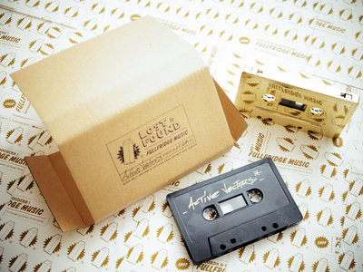 Lost & Found Tape By Active Vectors main photo