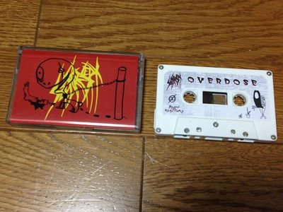 "SETE STAR SEPT ""Overdose"" cassette main photo"