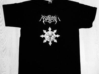 T-Shirt - ANTI - black main photo