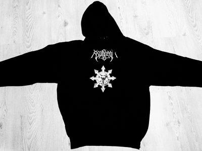 Hoodie - ANTI - black main photo