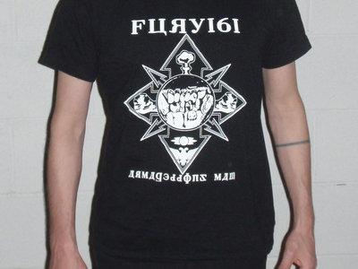 Fury 161 Shirt + cd main photo