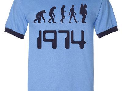 1974 Evolution Blue Ringer - T main photo