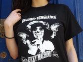 Lucky Machine T-shirt photo