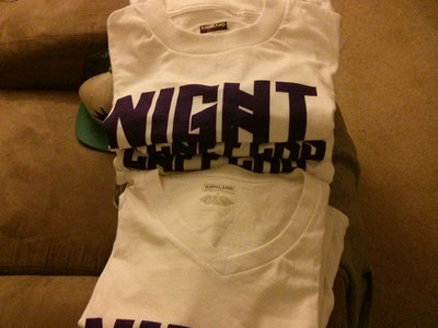 NIGHTCAPPERS TEE's FOR SALE main photo